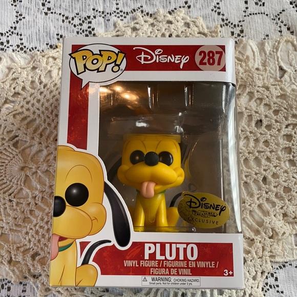 Funko Pluto # 287 Disney